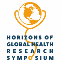 Horizons of Global Health Research Symposium Banner