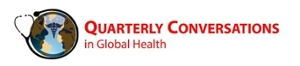 Quarterly Conversations in Global Health Banner